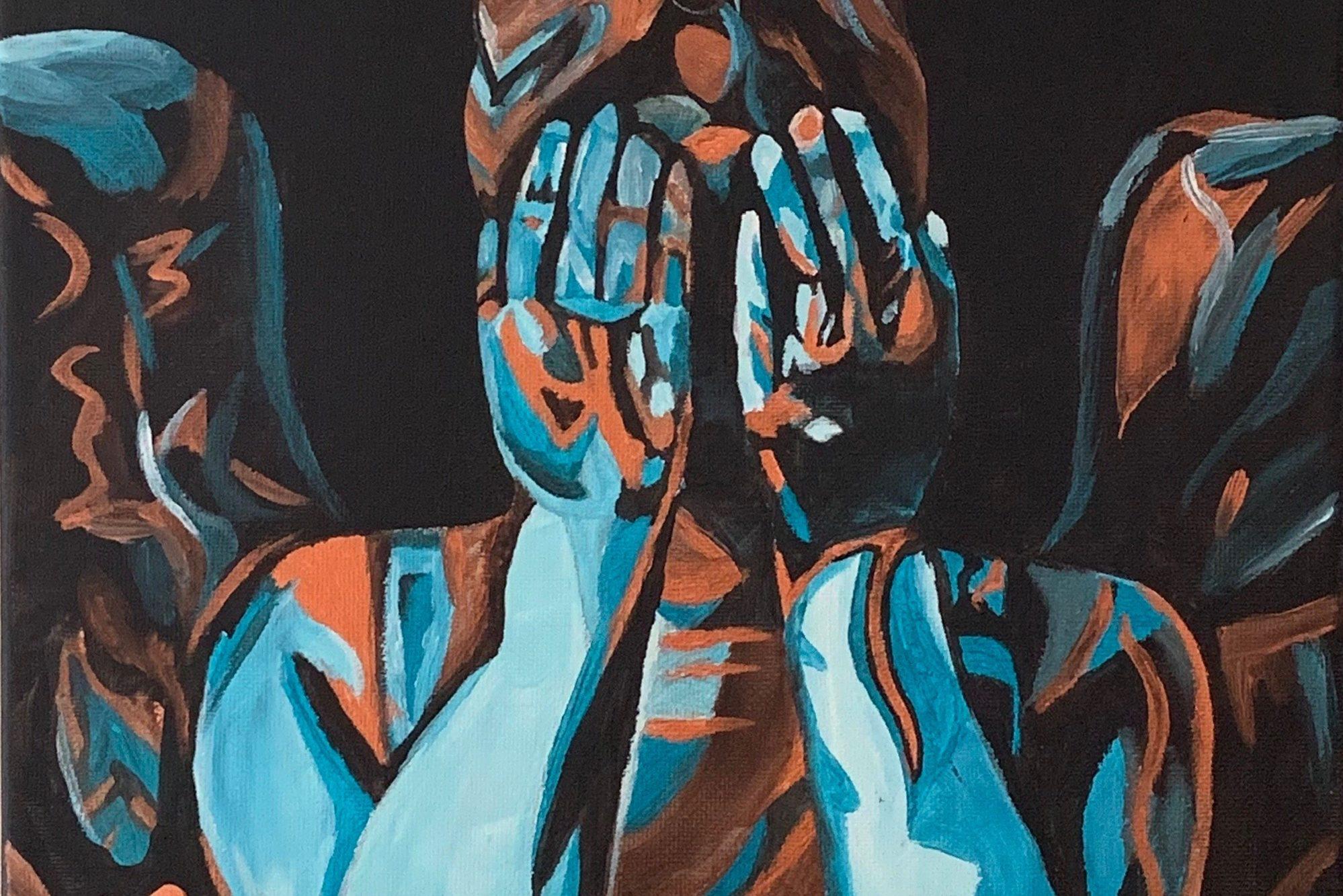 2020 Art Exhibit_Senioritis_cover