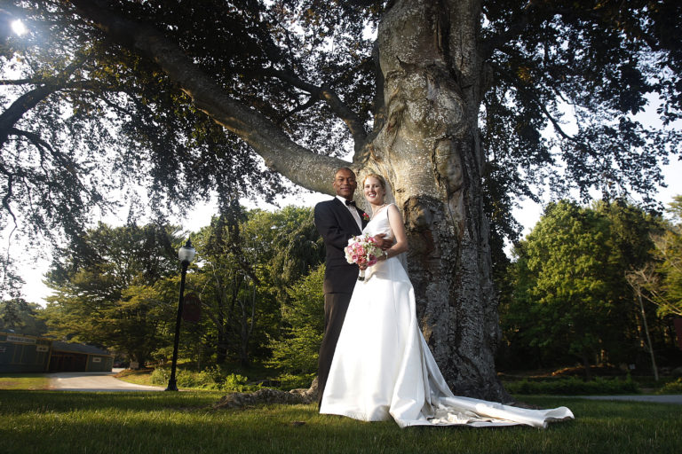 Getting married at Highfield Hall Cape Cod