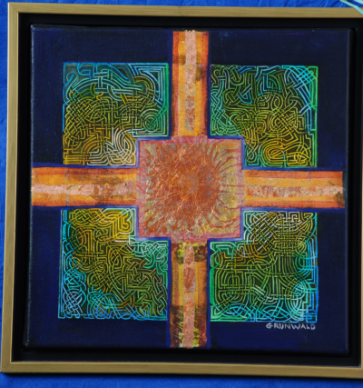 Art Exhibit 2019_Celtic Knot Grunwald