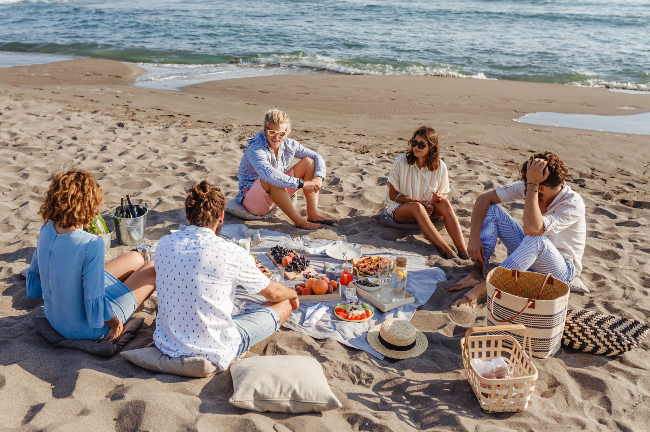 2020 Culinary_Picnic on the beach