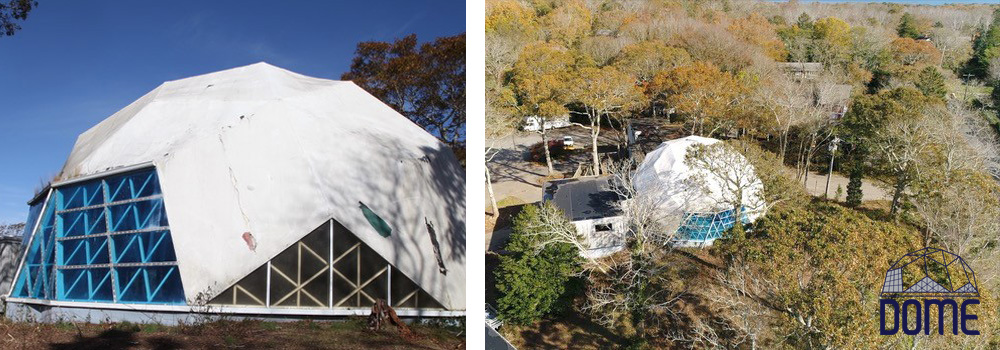 DOME of Woods Hole Images