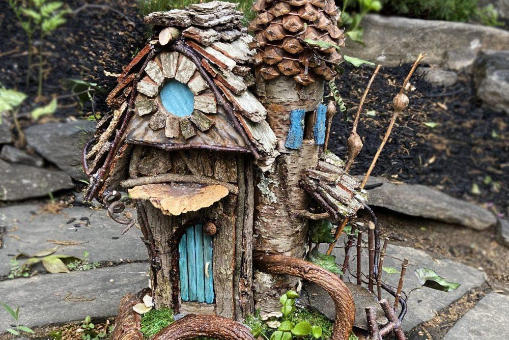 Faerie House - Martha Brooks