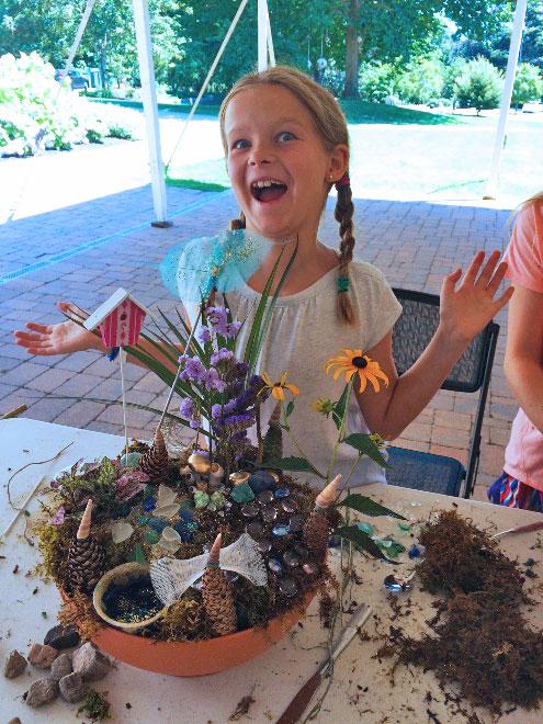 Fairy Garden Workshop With Anna Holmes