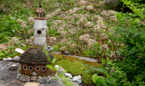 Opening Of Fairy Houses Of Highfield Hall & Gardens