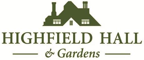 Highfield Hall and Gardens Logo