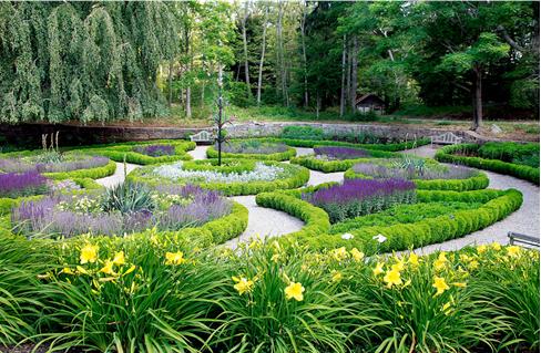The Gardens - Highfield Hall and Gardens
