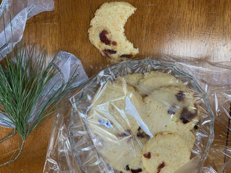 Slice and Bake Cheese Straws