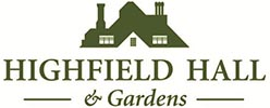 Highfield Hall and Gardens Logo
