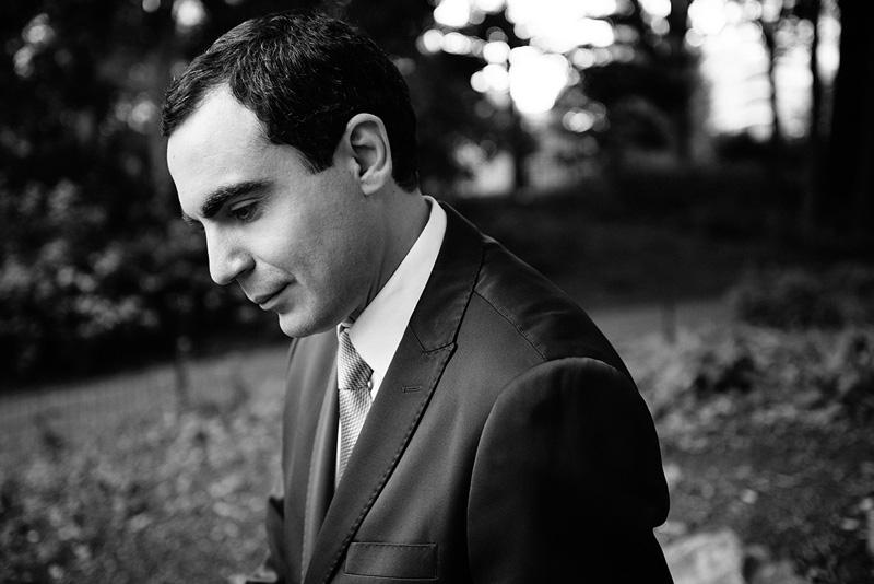 Pianist Sandro Russo