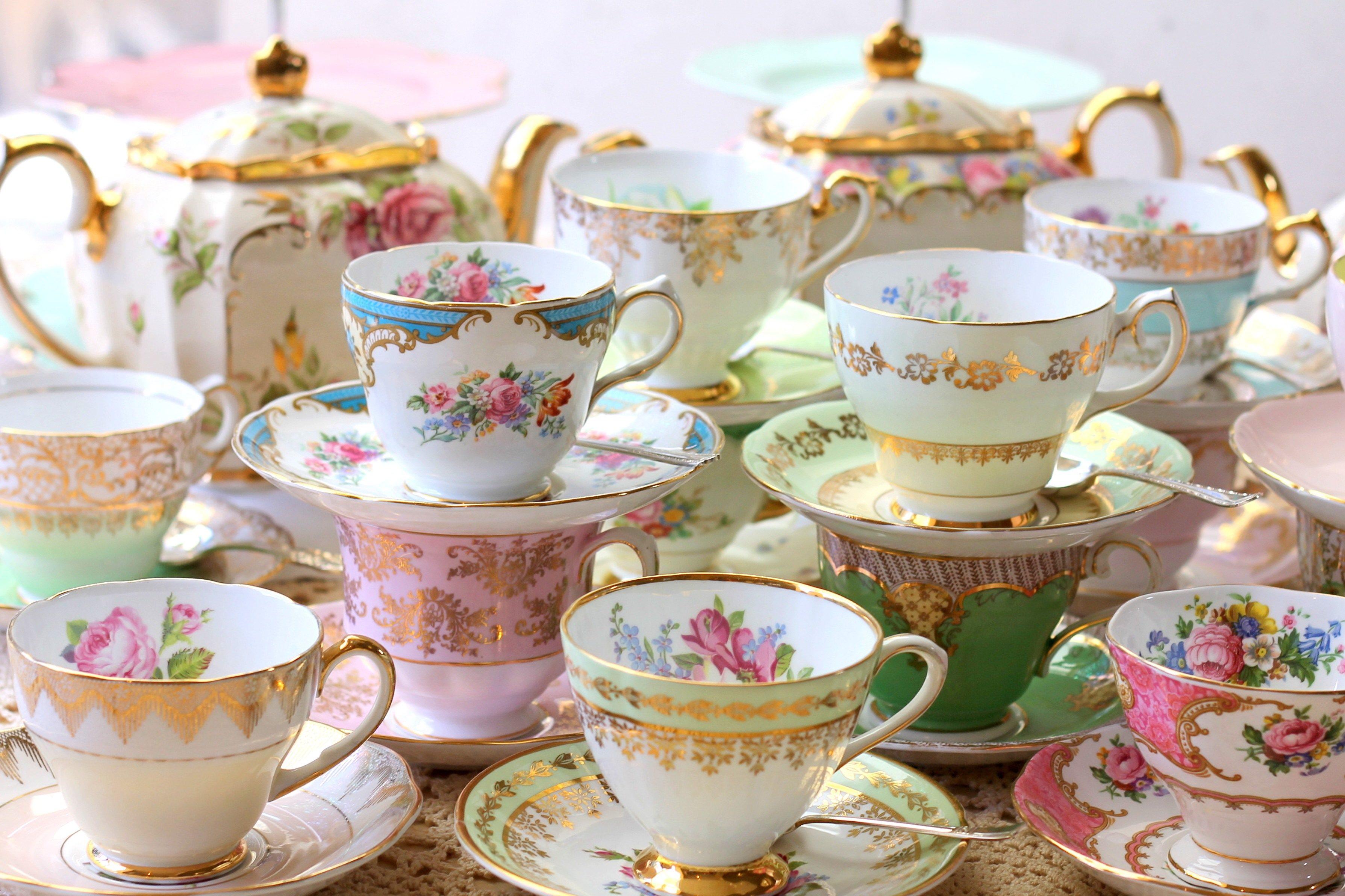 2019 Downton Abbey Tea Party