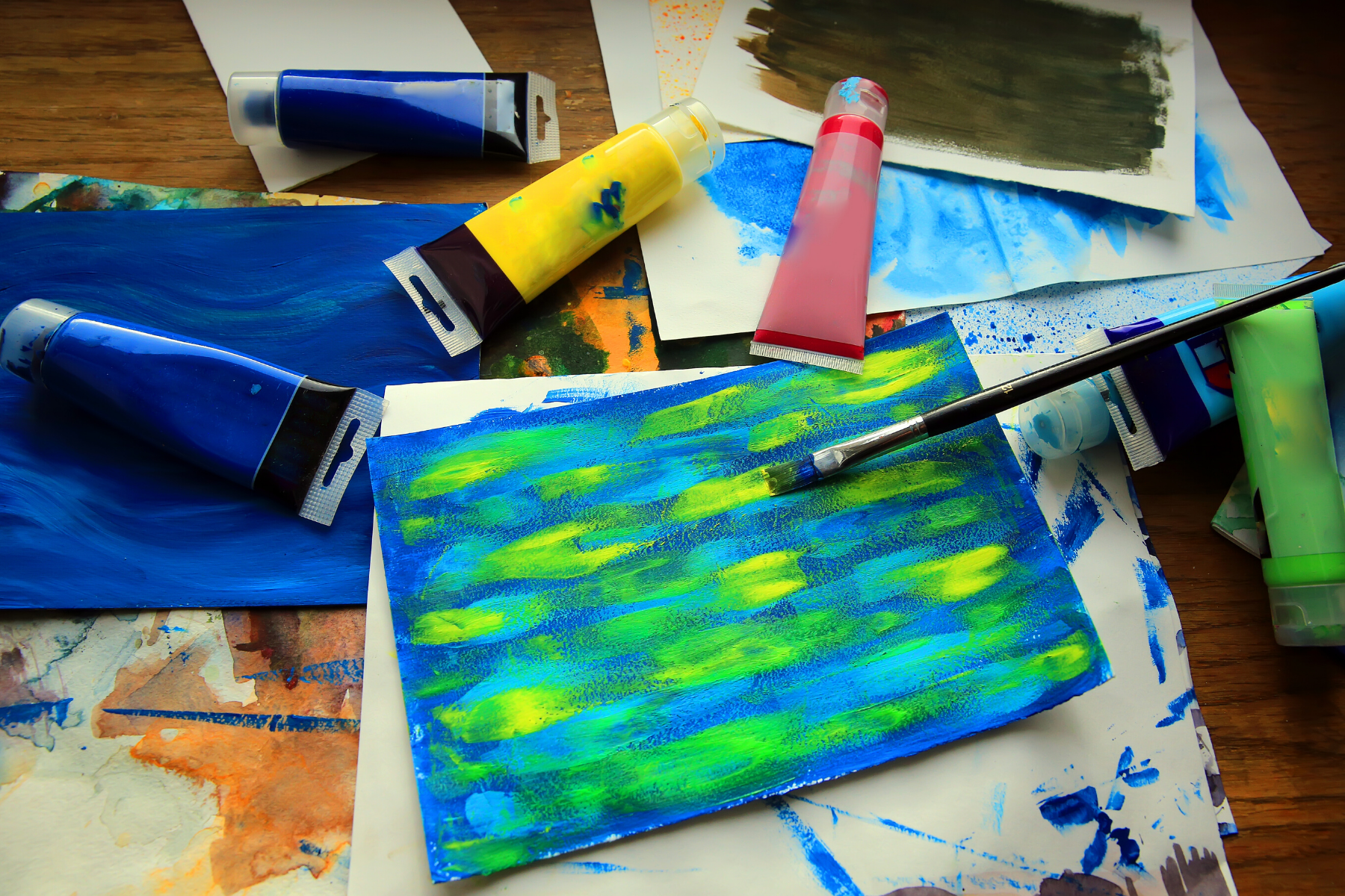 art camp for teens