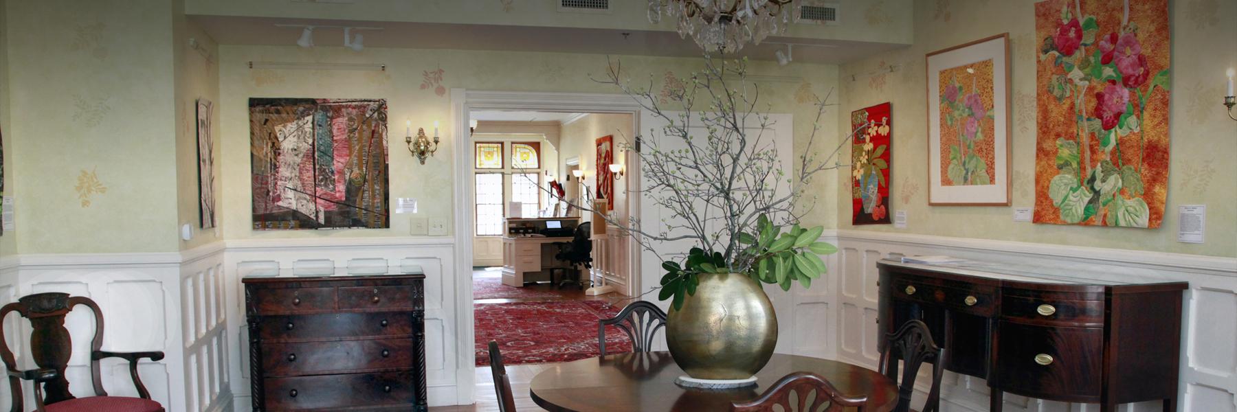 Highfield Hall Dining Room