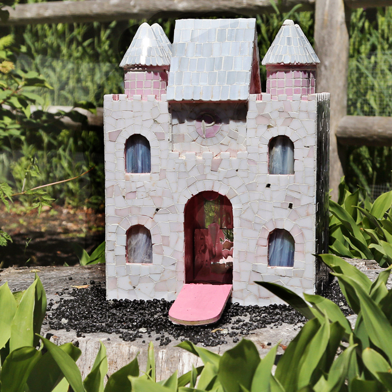 Fairy House by Jim Bowen & Pilar Arce-Bowen