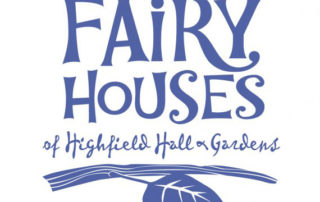 Storybook Fairy Houses of Highfield Hall & Gardens Logo