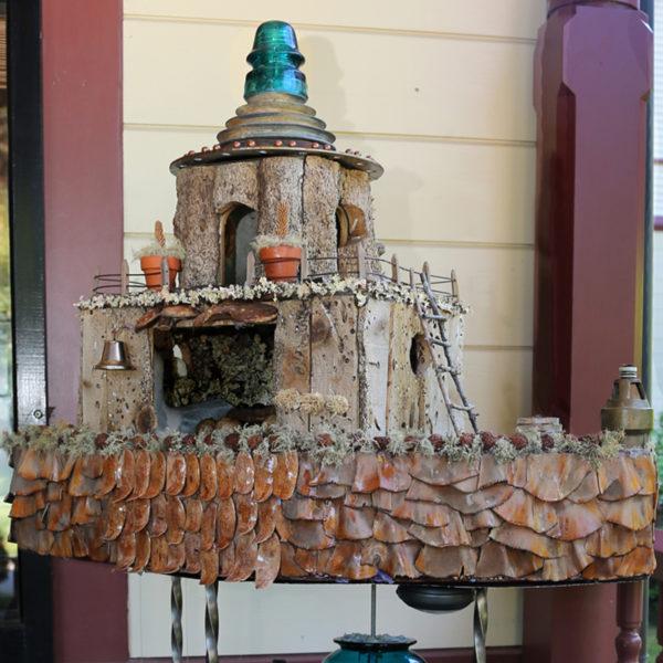 Fairy House by Sue Beardsley