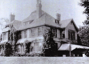 Highfield Hall, built in 1878