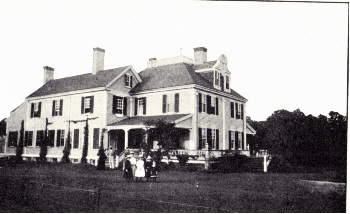 Tanglewood, completed in 1879